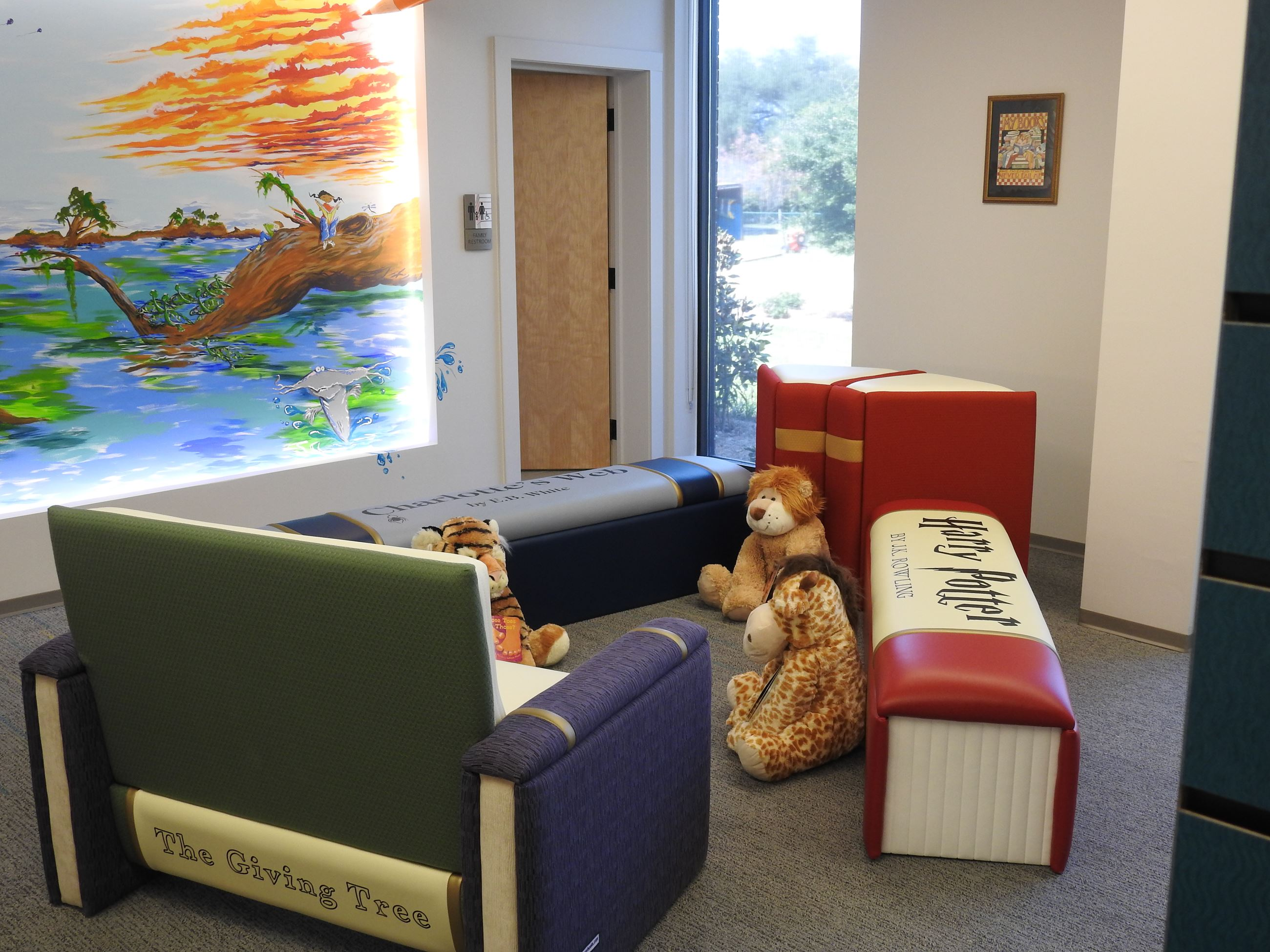 Furniture for the children's area